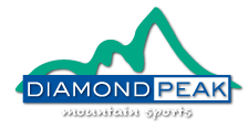 Diamond Peak Mountain Sports Logo
